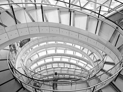 Inside London's City Hall