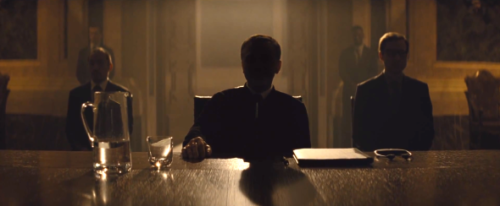 Christophe Waltz as Franz Oberhauser: criminal mastermind and head of SPECTRE