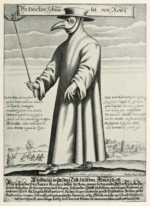 plaguemask
